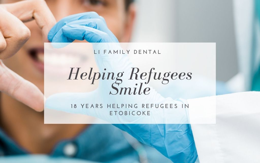 Supporting Refugees in Etobicoke - Helping Refugees Smile